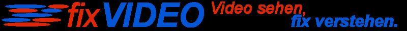 fixVIDEO Logo